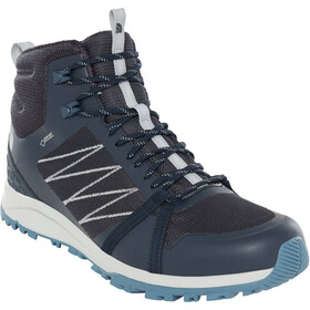 The North Face Litewave Fastpack II Mid GTX Shoes Herr urban navy/high rise grey